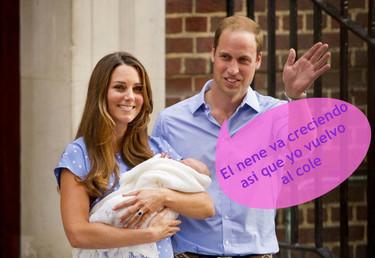 Príncipe Guillermo: año nuevo, vuelta al cole