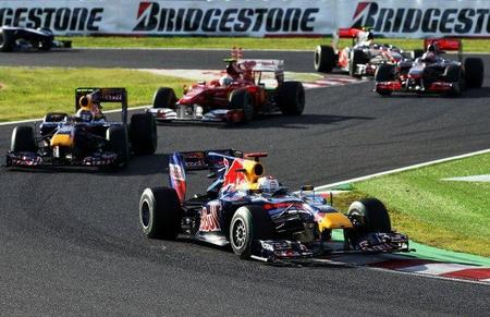 """Dieter Mateschitz: """"Sebastian Vettel es más rápido que Mark Webber"""""""