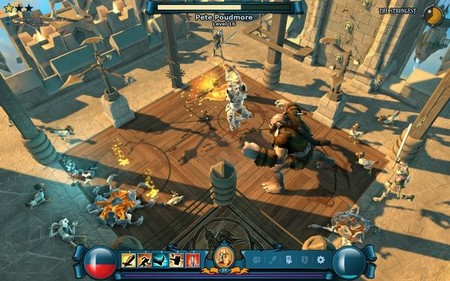 'The Mighty Quest for Epic Loot' llega a Steam mediante acceso anticipado