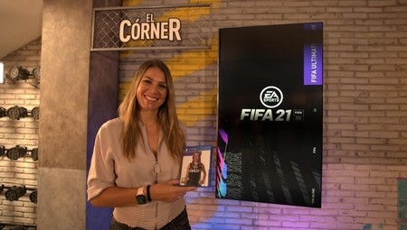 Nira Juanco se une a FIFA 21 como la primera voz femenina de la historia de FIFA que comentará los partidos