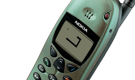 Nokia 6110 serpiente