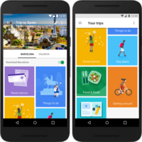 Google Trips: la aplicación que todo viajero moderno necesita
