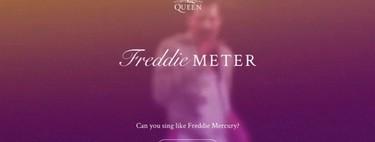 FreddieMeter: compara cuánto se parece tu voz a la de Freddie Mercury