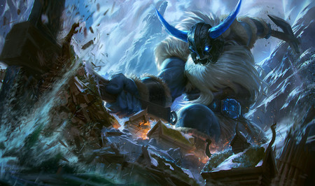 """Guía League of Legends: Las claves para destrozar la Grieta del Invocador con el """"nuevo"""" Olaf"""