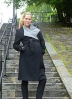 seraphine abrigo batín