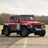 El Bowler CSP2 es la pick-up británica más bestia: un Defender llevado a 575 hp