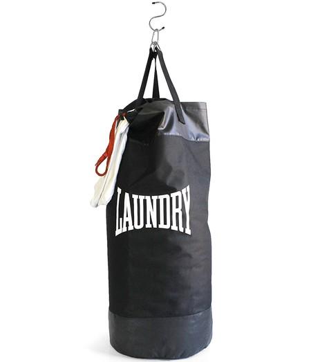 Bolsa de boxeo colgante de lavandería rebajada en Amazon por sólo 20,22 euros
