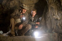 Nuevas fotos de 'Indiana Jones and the Kingdom of the Crystal Skull'