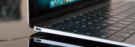 MacBook con USB Type-C