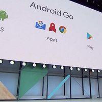 Android Go, los smartphones con 1GB de memoria RAM tendrán su propia versión de Android