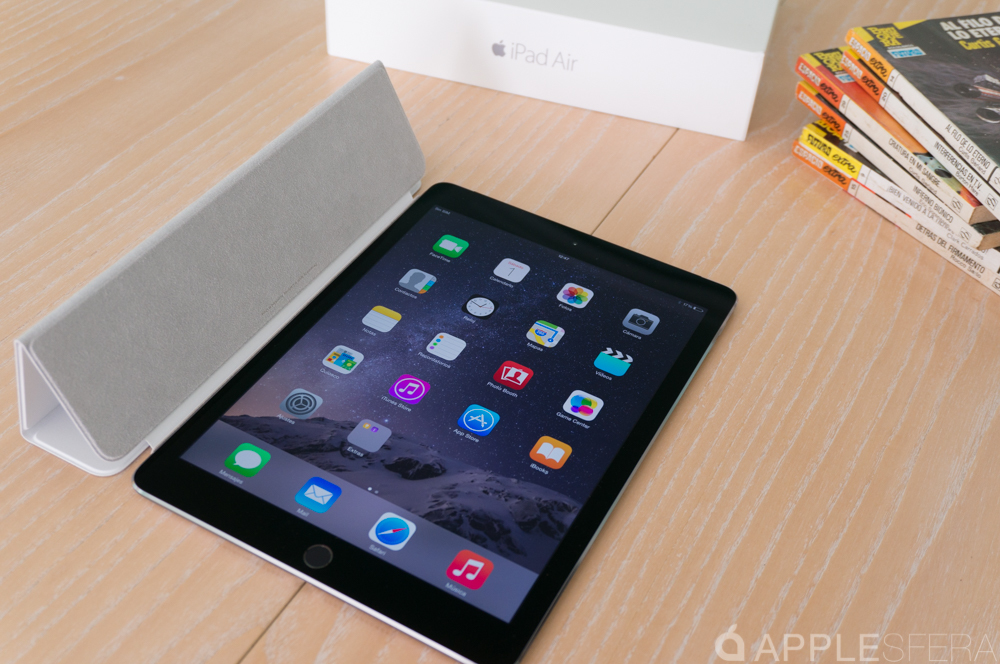 Foto de Smart Cover en el iPad Air 2 (4/6)