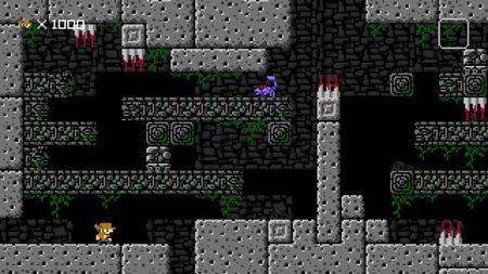 Tráiler de 'Aban Hawkins & the 1001 SPIKES', el juego más desafiante de la eShop de Nintendo 3DS y Wii U