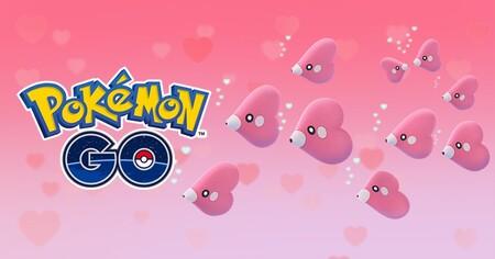 Pokémon GO: cómo conseguir a todos los Pokémon del Desafío de Colección del evento Día de San Valentín 2021