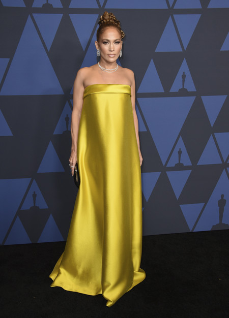 Jennifer Lopez Governors Awards 2019