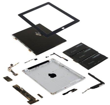 iPad 2 tiene un coste por componentes de 325 dólares, según IHS iSuppli