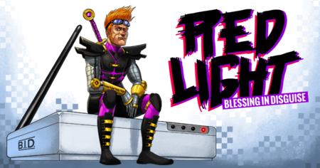 Red Light: Blessing in Disguise  propone meternos a ninja para recuperar la conexión a internet