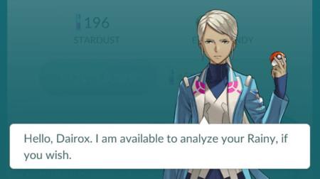 Pokemon Go Valorar Lider