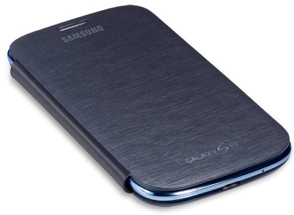 Samsung Galaxy S4 con funda