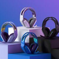 Logitech tiene nuevos auriculares gaming: los G733 son compatibles con DTS:X, inalámbricos y altamente personalizables