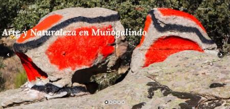 Ibarrola en Garoza, arte y naturaleza se fusionan en Ávila