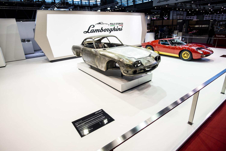 Foto de Lamborghini Miura SV de Jean Todt (3/37)