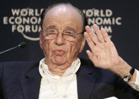 """Rupert Murdoch al contrataque: """"Obama apoya la piratería"""""""