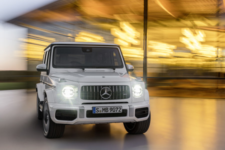 Mercedes Amg G 63 2018 390