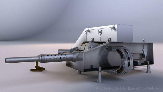 Cuando la Unión Soviética desarrolló un cañón orbital para preservar sus naves espaciales de Estados Unidos
