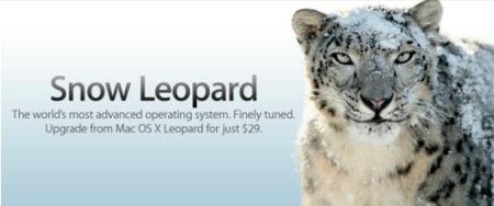 Descubrimos más detalles sobre Snow Leopard