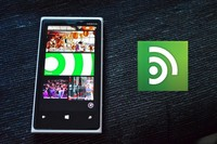Pheeb, otro lector de Feedly para Windows Phone