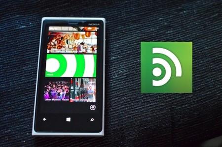Pheeb, otro lector de Feedly para Windows Phone