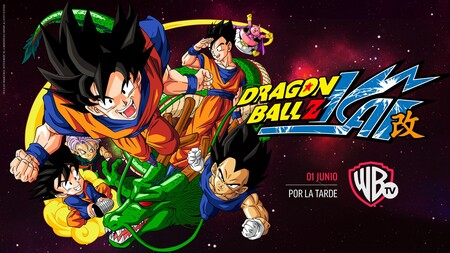 Dragon Ball Z Kai Estreno Mexico 1 Junio Warner Channel