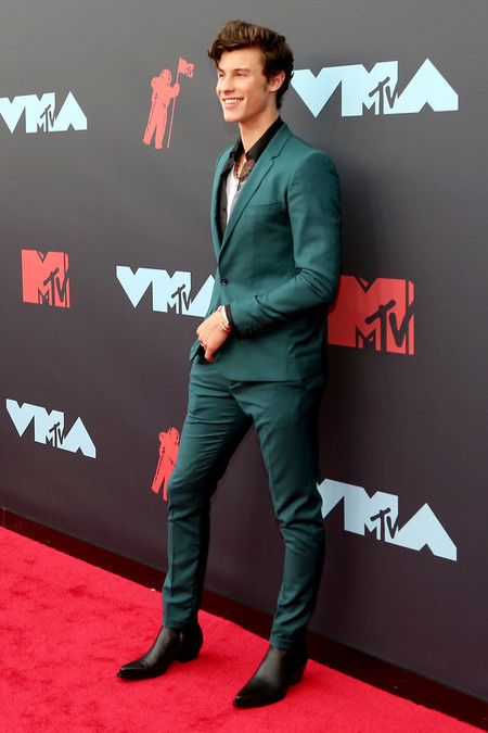 Shawn Mendes Repite Formula Con Su Look En Los Premios Mtv Video Music Awards 2019 03