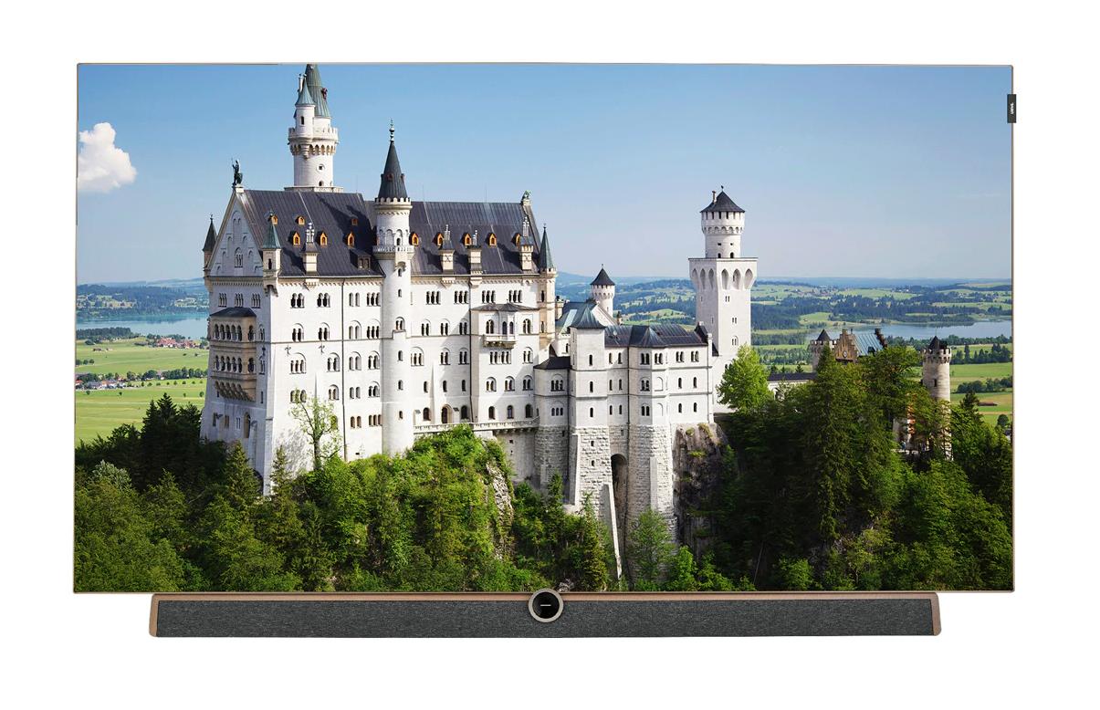 TV OLED 139,7 cm (55'') Loewe Bild 5.55 UHD 4K, HDR, DR+ 1 TB, Wi-Fi y Smart TV