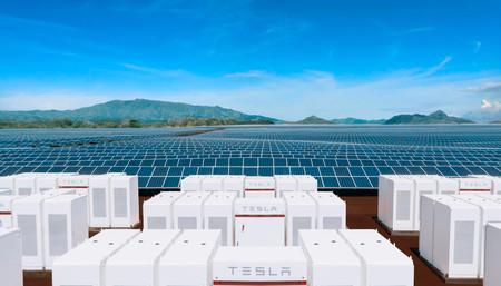 Tesla Megapack Baterias