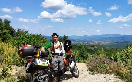De Burgos a Mongolia en una moto de 125 cc: 12.000 km, dos meses de viaje y la vuelta a casa... no se sabe