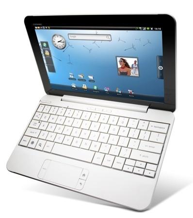 HP Compaq Airlife 100, el teléfono con Android que se transformó en portátil