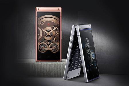 Samsung Flip Phone Dos Pantallas Snapdragon 845