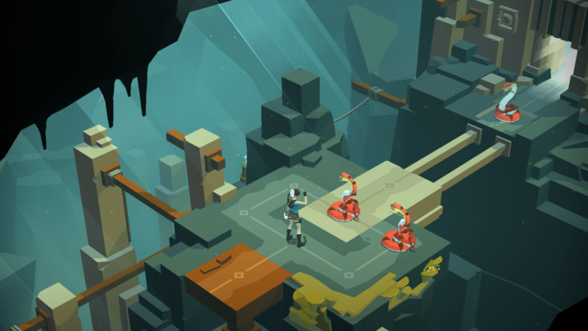 Lara Croft Go Header