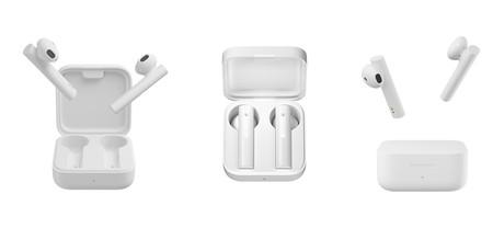 Xiaomi Mi Airdots 2 SE: nuevos auriculares True Wireless más baratos y con hasta 20 horas de autonomía