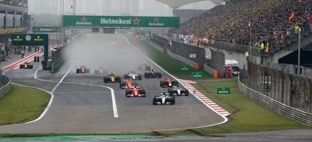 China F1 2017