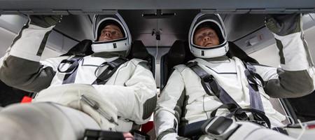 Crew Dragon Mision Astronautas 01