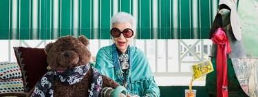 Iris Apfel, el icono de moda de más edad del mundo, también tendrá una Barbie propia