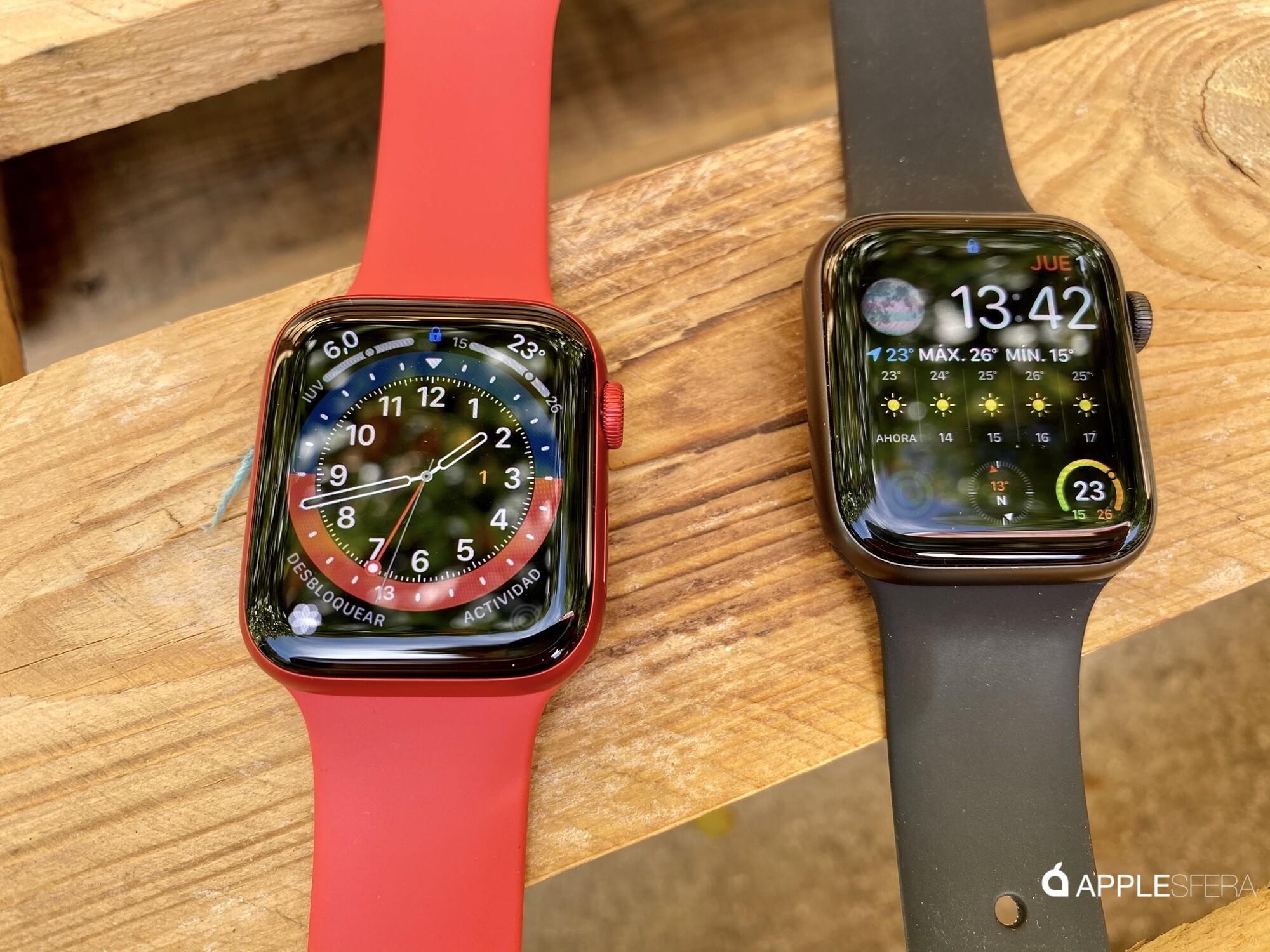 Foto de Apple Watch Series 6 PRODUCT(RED) (12/26)