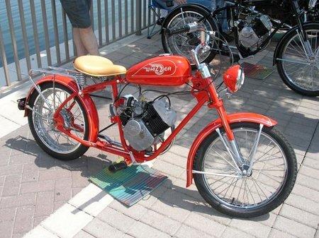 Whizzer, un ciclomotor auténticamente americano