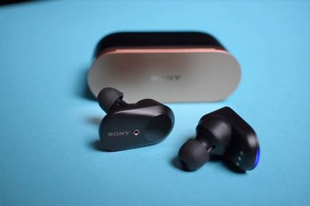 Sony Wf 1000xm3 Audifonos True Wireless Cancelacion Ruido Analisis Mexico 18