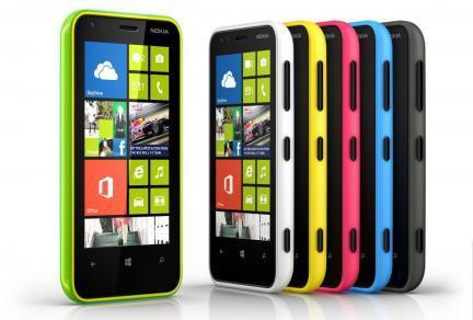 Colores Nokia Lumia 620