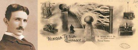 Nikola Tesla, el fabricante de sueños