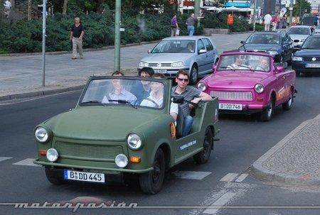 Trabant, el coche de la Alemania comunista
