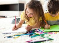 ¿Monigotes o personas? La manera de dibujar del niño se relaciona con su inteligencia